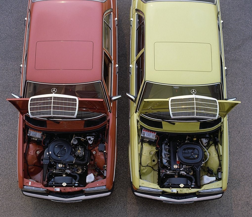 Mercedes-Benz 200 & 230E (W123) | Flickr - Photo Sharing!