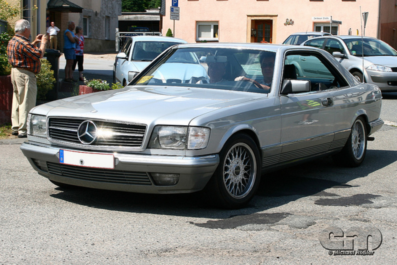 Mercedes Benz 500 SEC | Flickr - Photo Sharing!