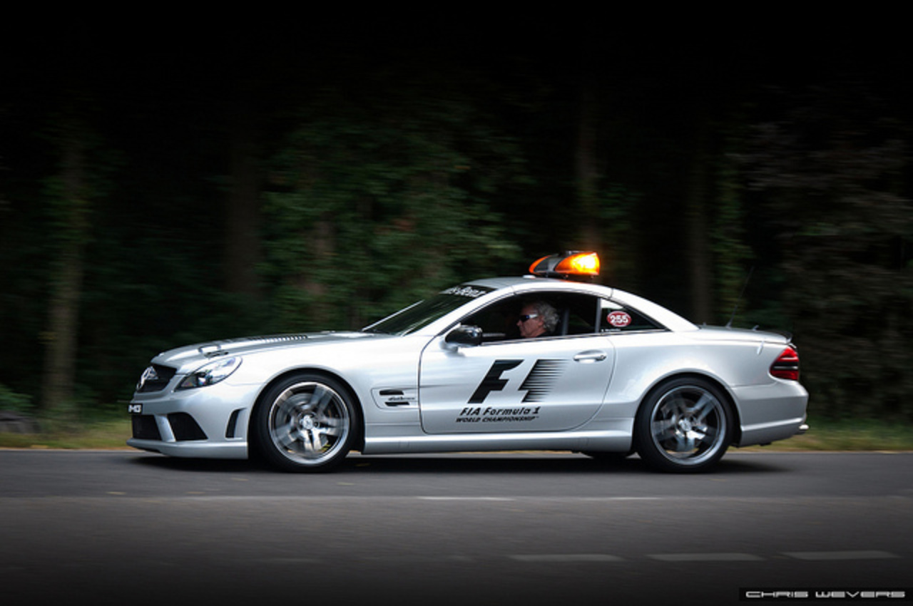 Mercedes-Benz SL 63 AMG Safety Car | Flickr - Photo Sharing!