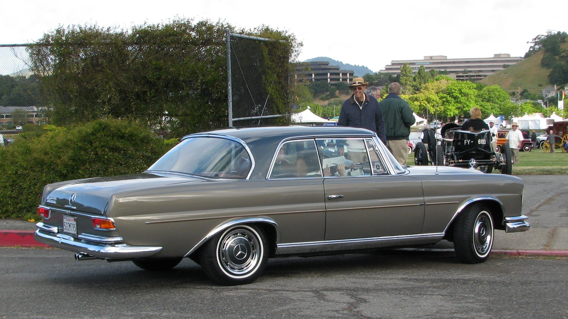 1968 Mercedes-Benz 280 SE Coupe 2 | Flickr - Photo Sharing!