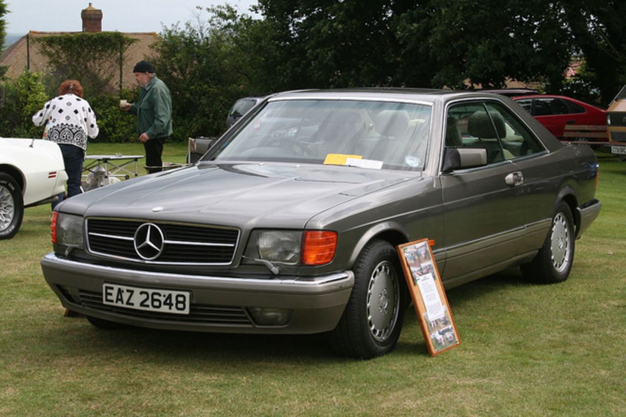 Mercedes-Benz 500 SEC EAZ 2648 | Flickr - Photo Sharing!