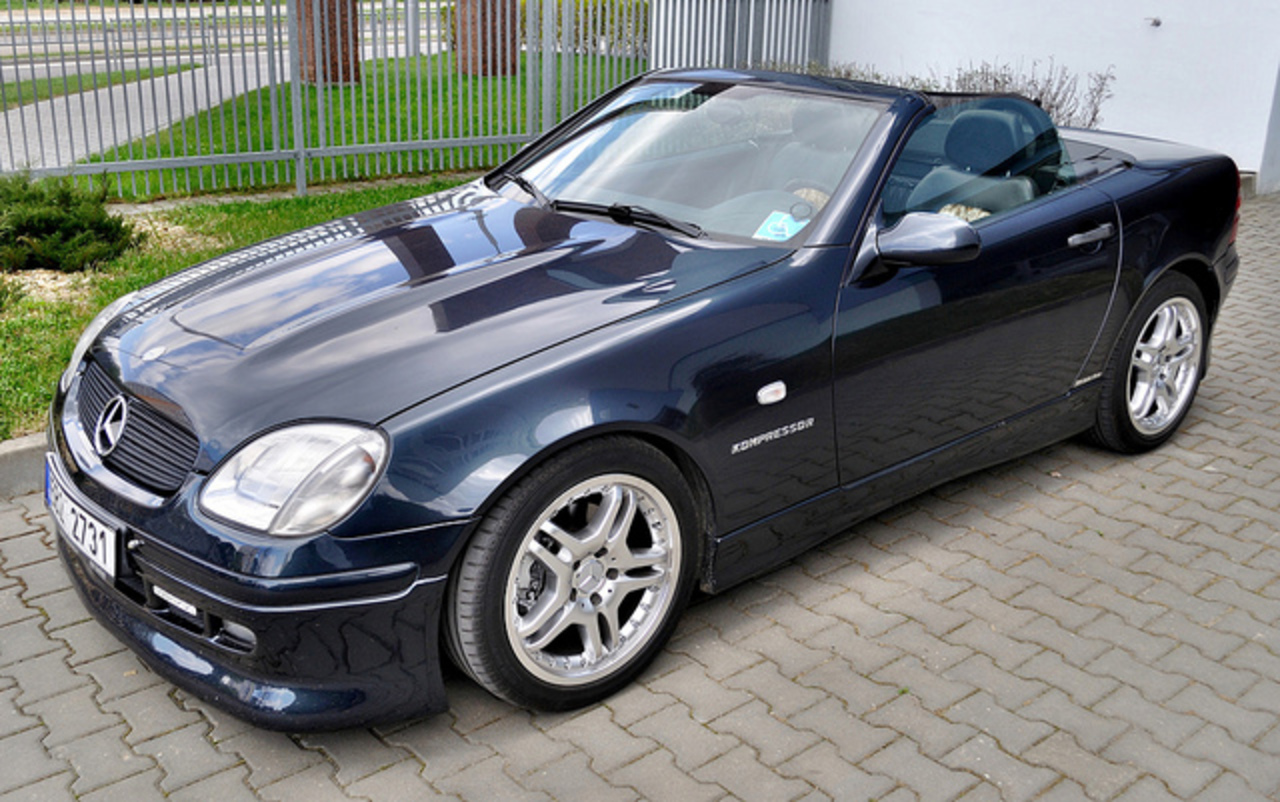 topworldauto photos of mercedes benz slk 230 photo
