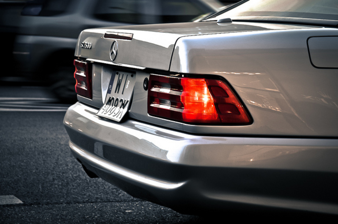 Mercedes-Benz SL 500 (R129) | Flickr - Photo Sharing!