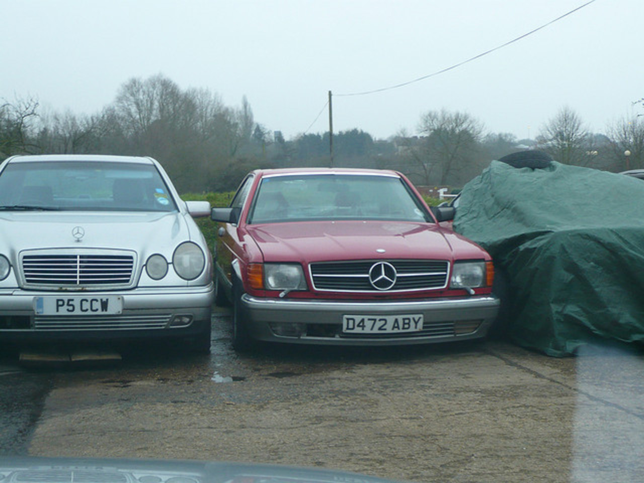 1986 Mercedes Benz 560 SEC W126 in Colchester | Flickr - Photo ...