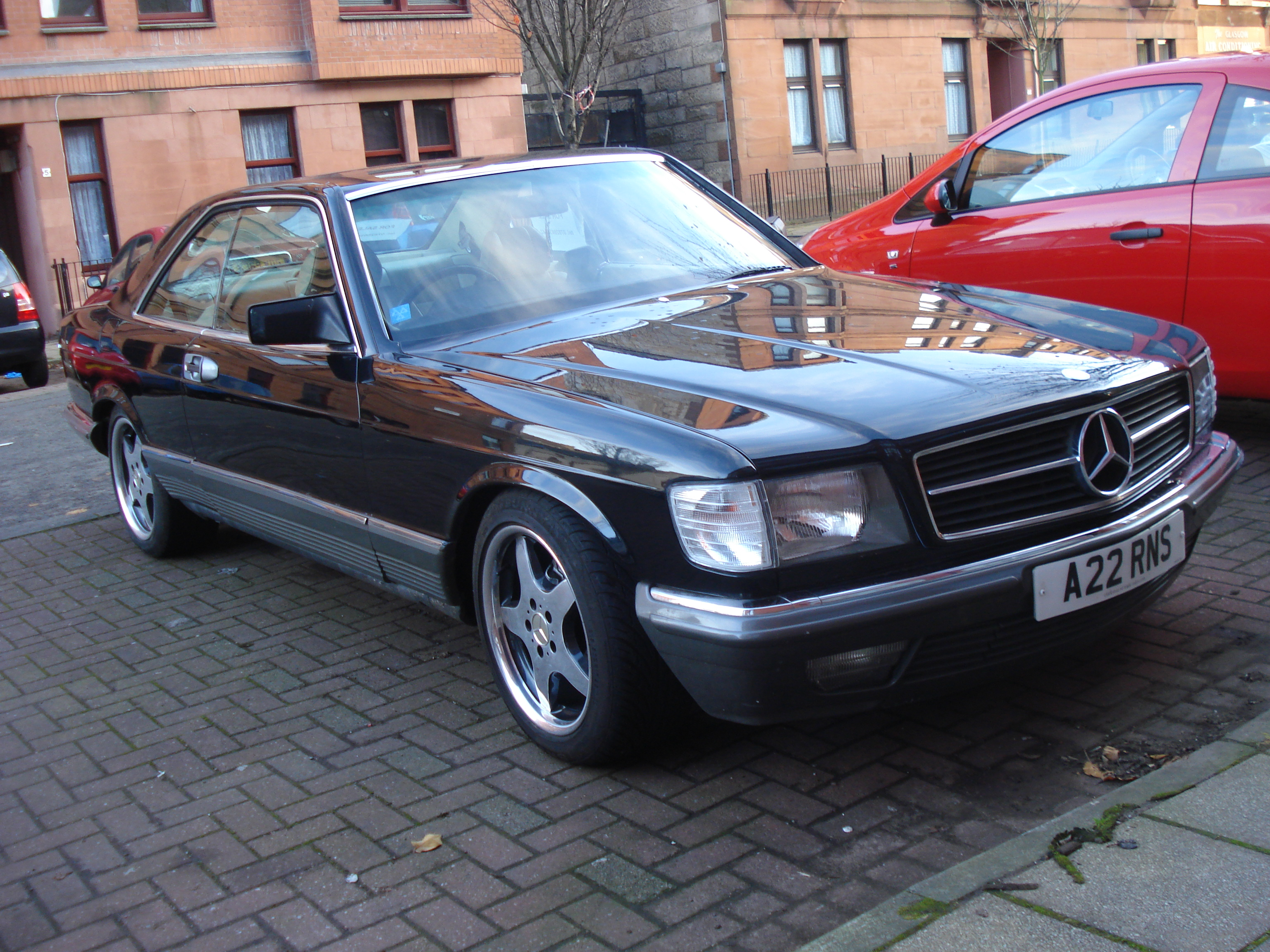 1983 Mercedes Benz 500 SEC | Flickr - Photo Sharing!