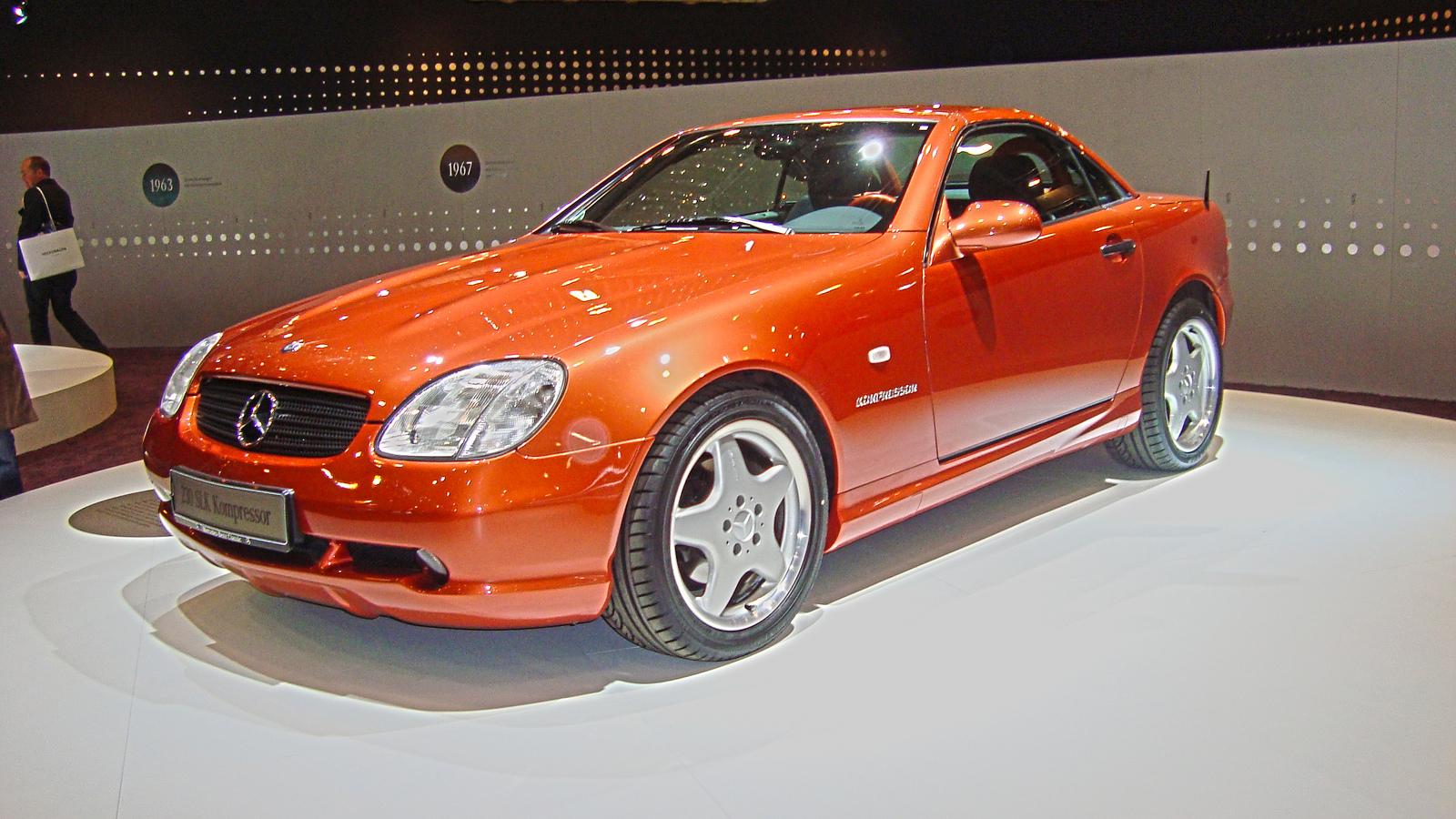 Topworldauto photos of mercedes benz slk 230 photo for Mercedes benz 230