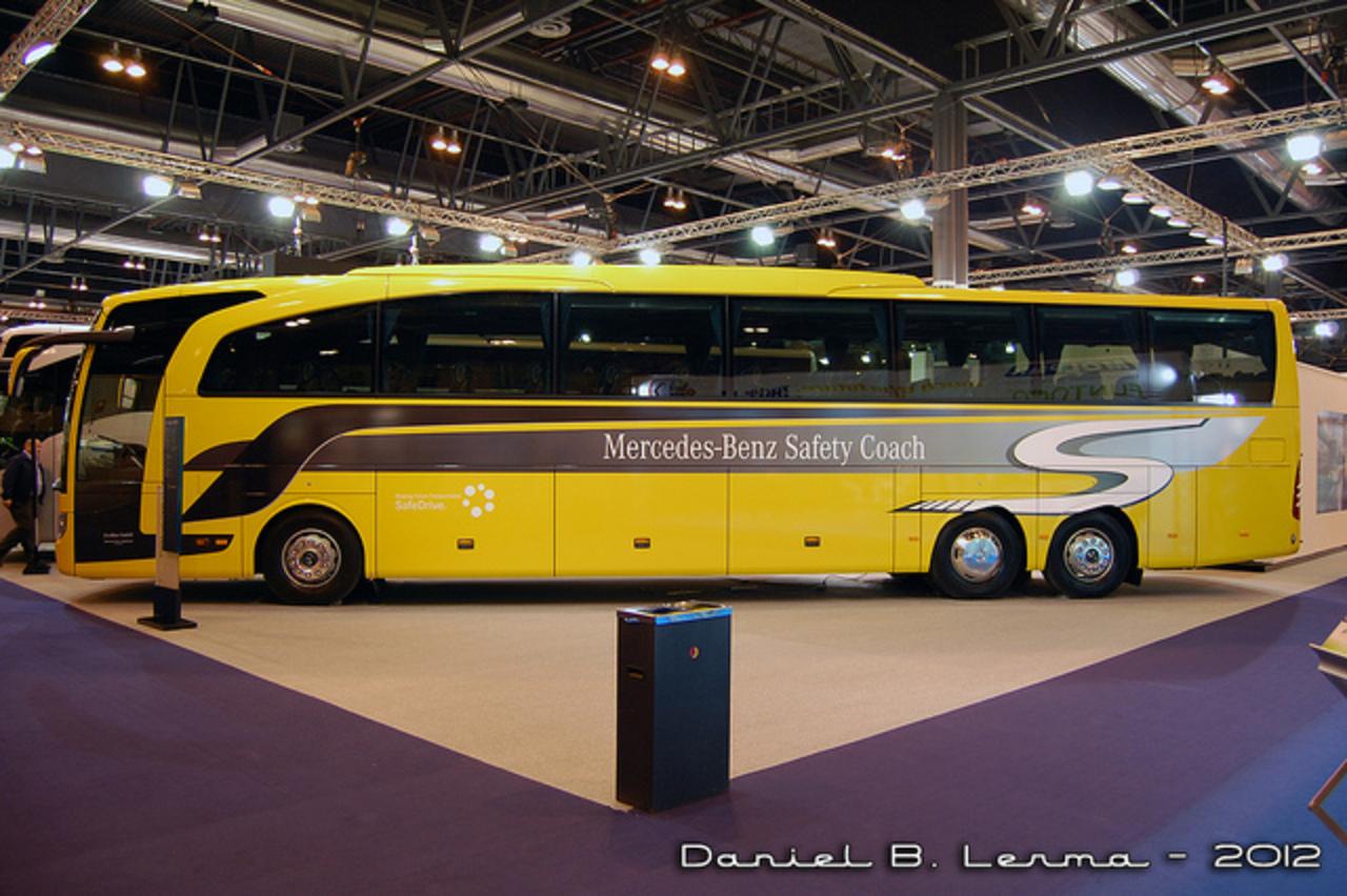 TopWorldAuto >> Photos of Mercedes-Benz Travego - photo