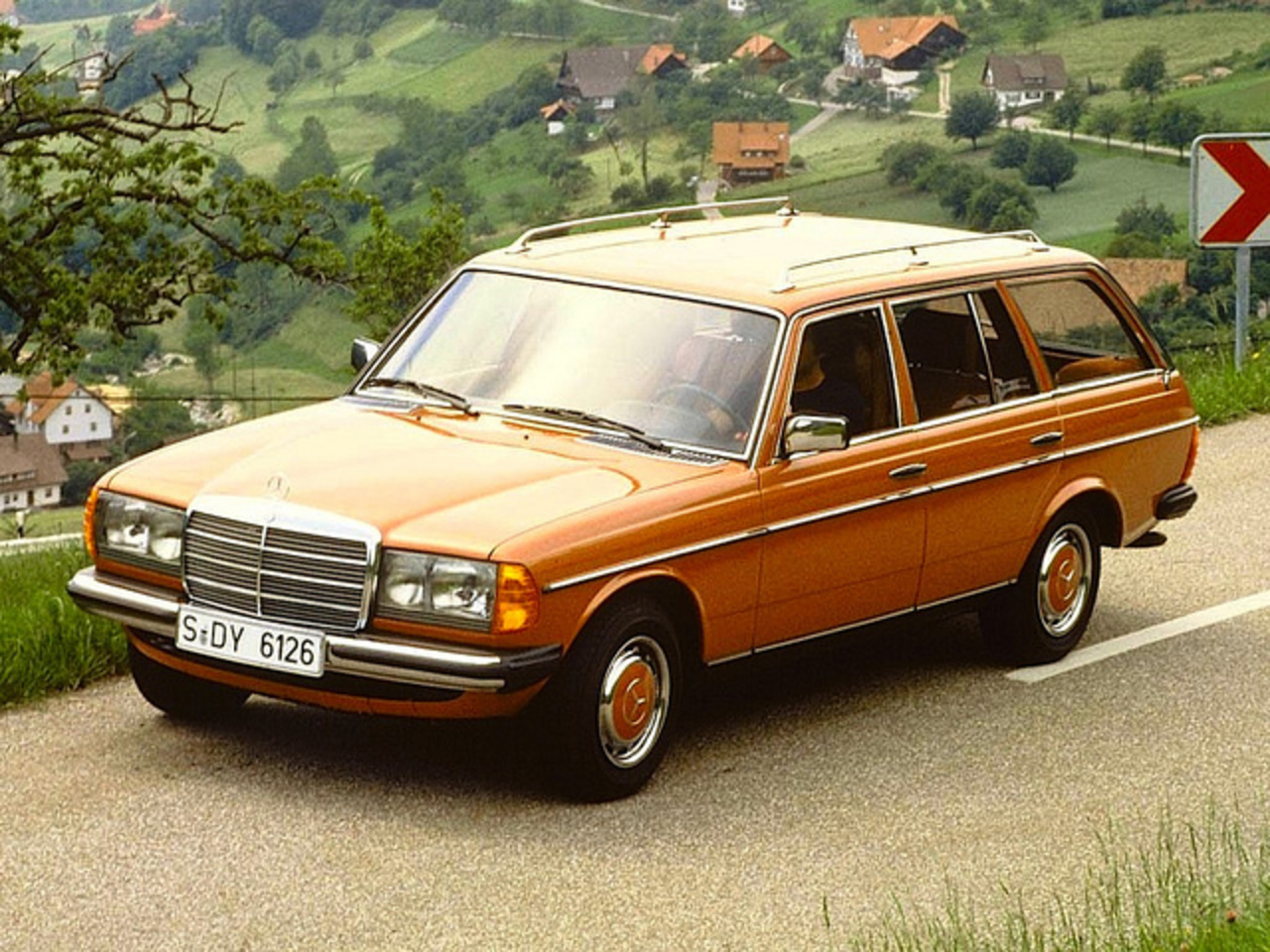 Mercedes-Benz W123 T-Modell | Flickr - Photo Sharing!