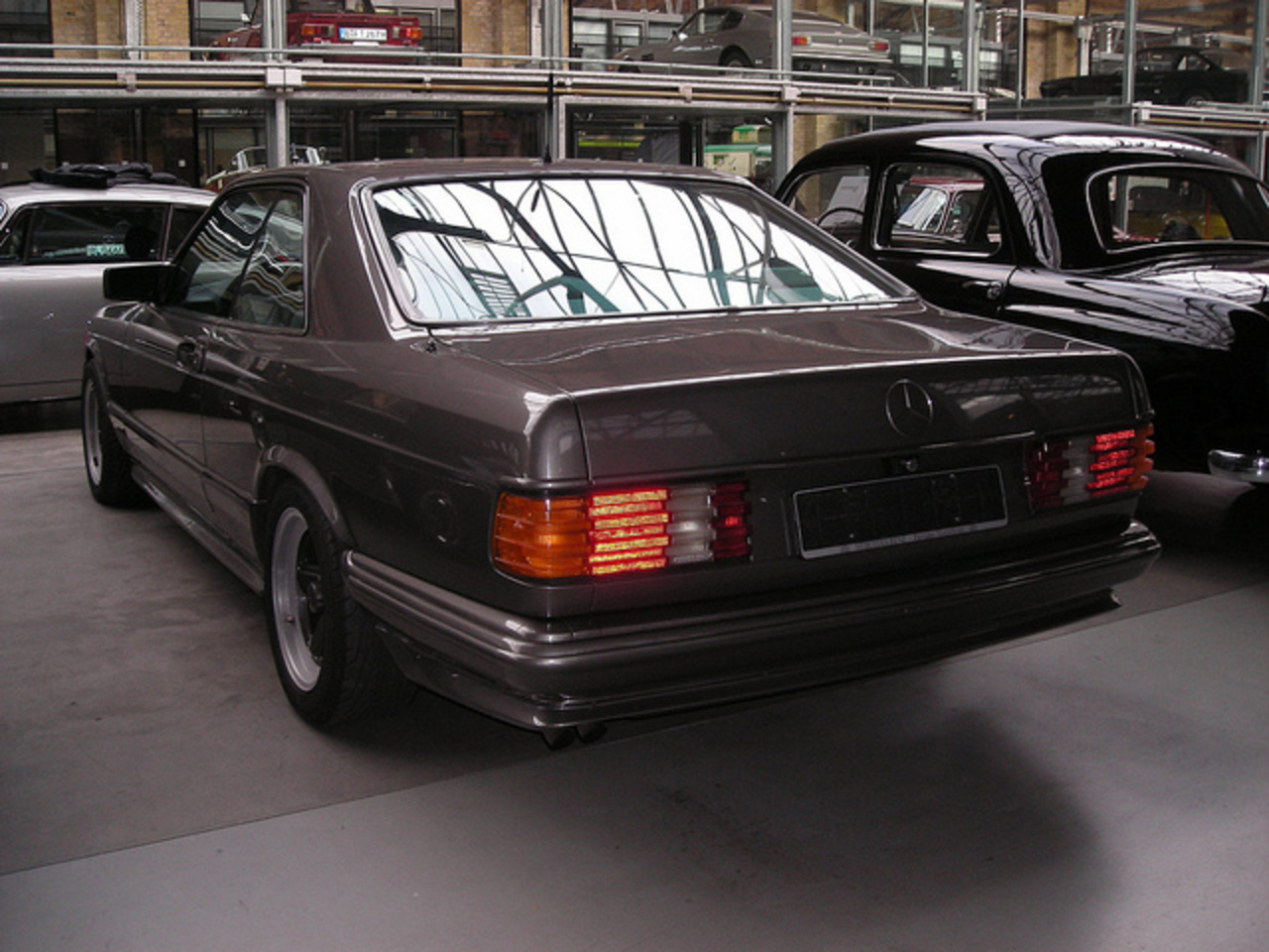 Mercedes-Benz 500 SEC AMG - 1982 Meilenwerk Berlin | Flickr ...