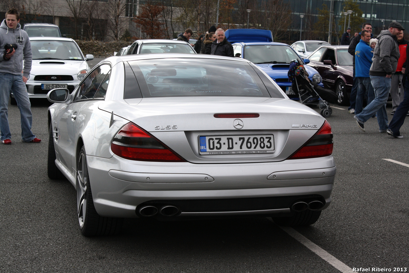Mercedes Benz SL 55 AMG | Flickr - Photo Sharing!