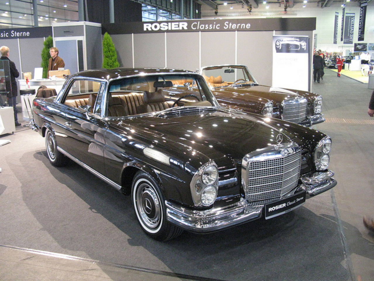 Mercedes-Benz 280 SE 3.5 Coupé | Flickr - Photo Sharing!