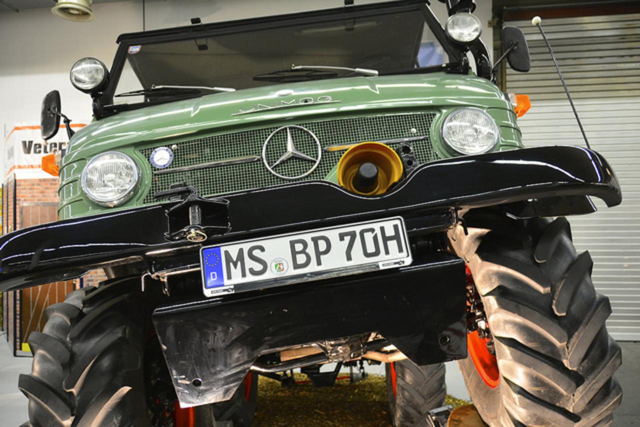TopWorldAuto >> Photos of Mercedes-Benz Unimog 406 - photo ...
