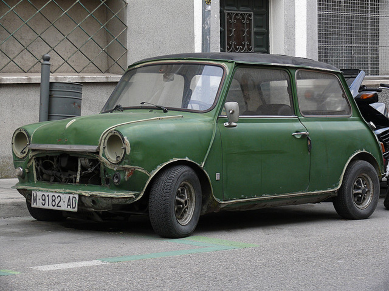 Mini Cooper 1300 | Flickr - Photo Sharing!