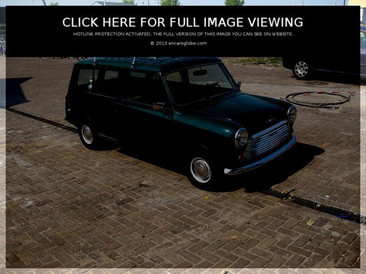 Mini Clubman Stationcar Photo Gallery: Photo #06 out of 9, Image ...