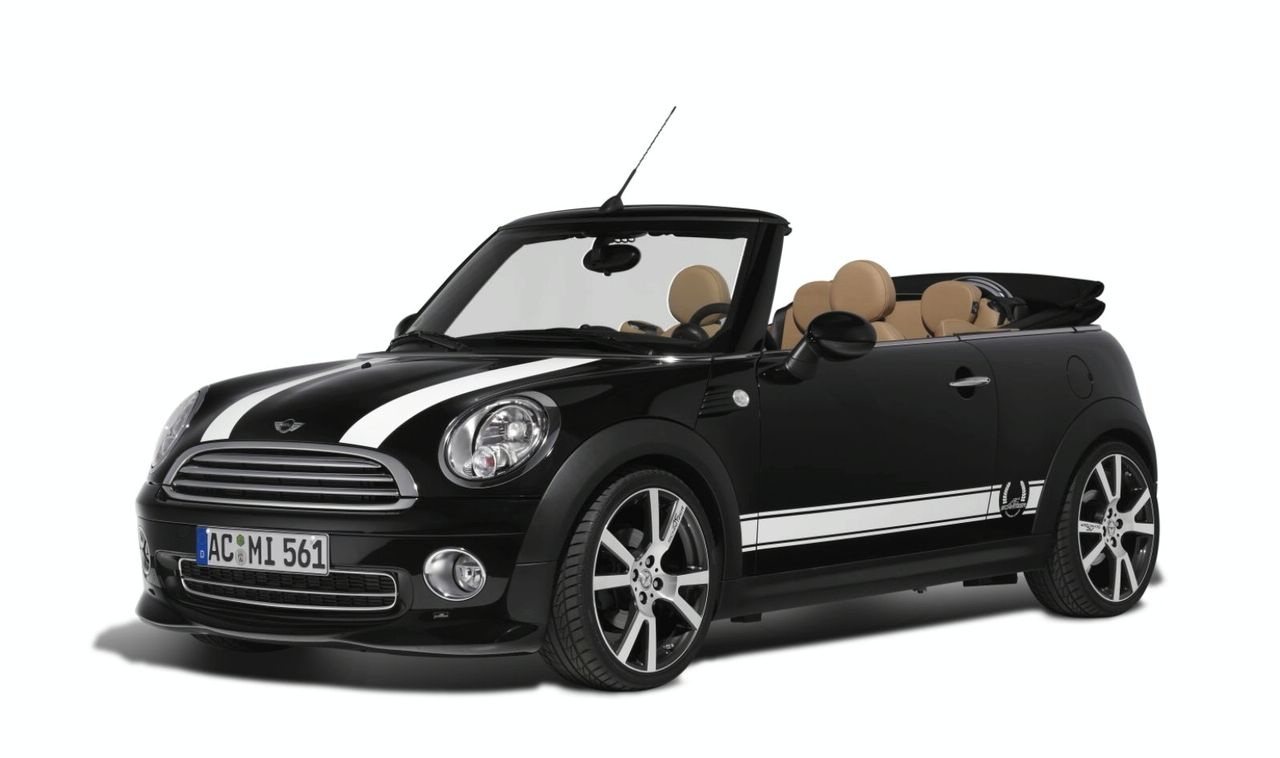 AC Schnitzer MINI Cooper R57 Cabriolet | News | Tuning Directory