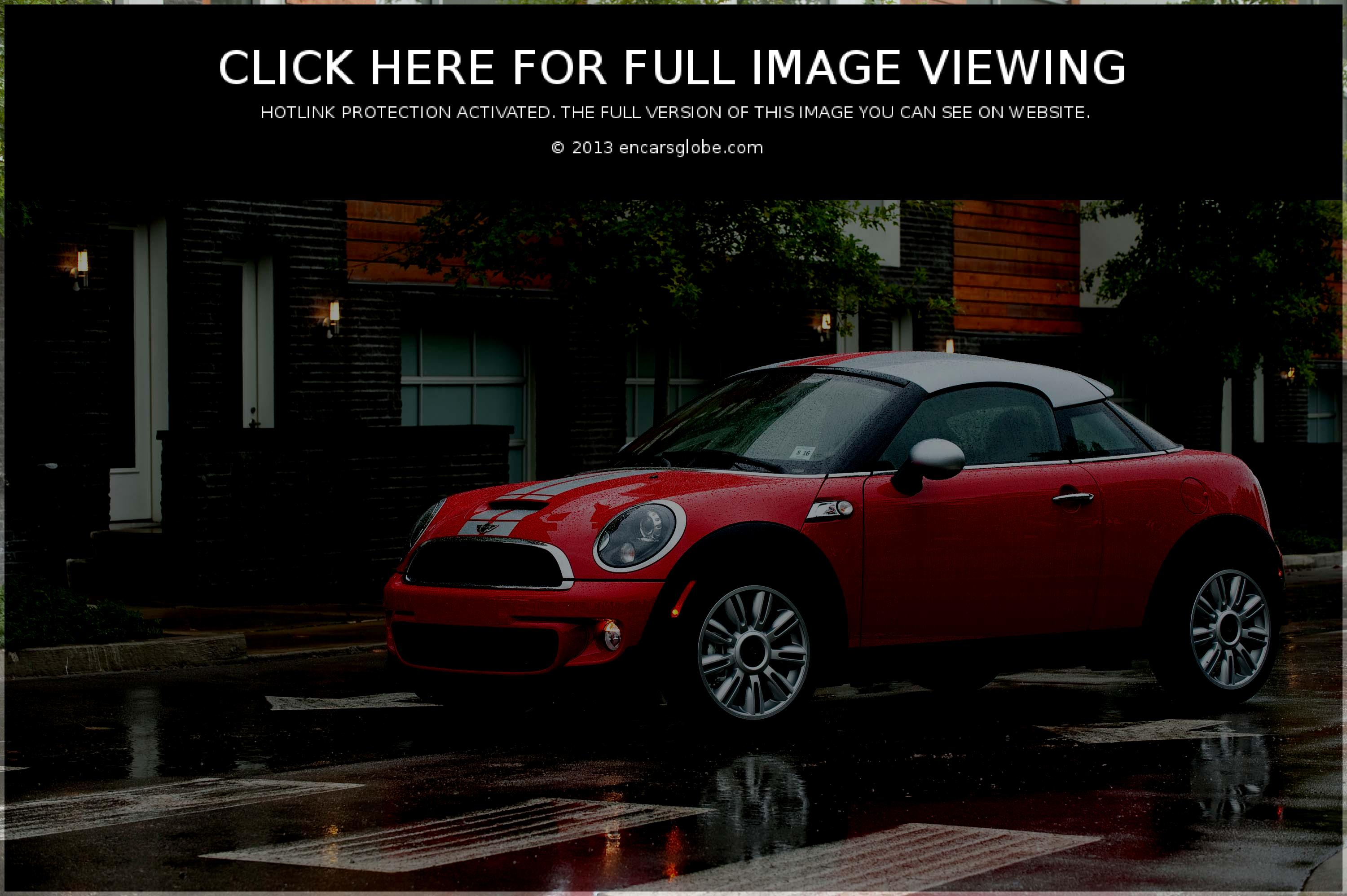 Mini Coupé Cooper S Photo Gallery: Photo #11 out of 11, Image Size ...