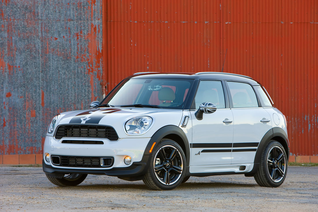 Mini Cooper S Countryman All4