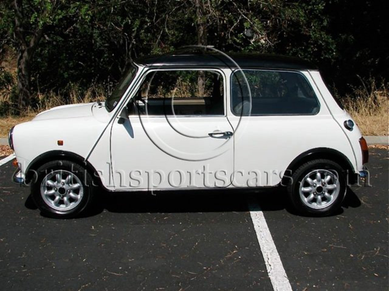 British Sports Cars: / 1972 Mini Cooper 1300 for sale / British ...