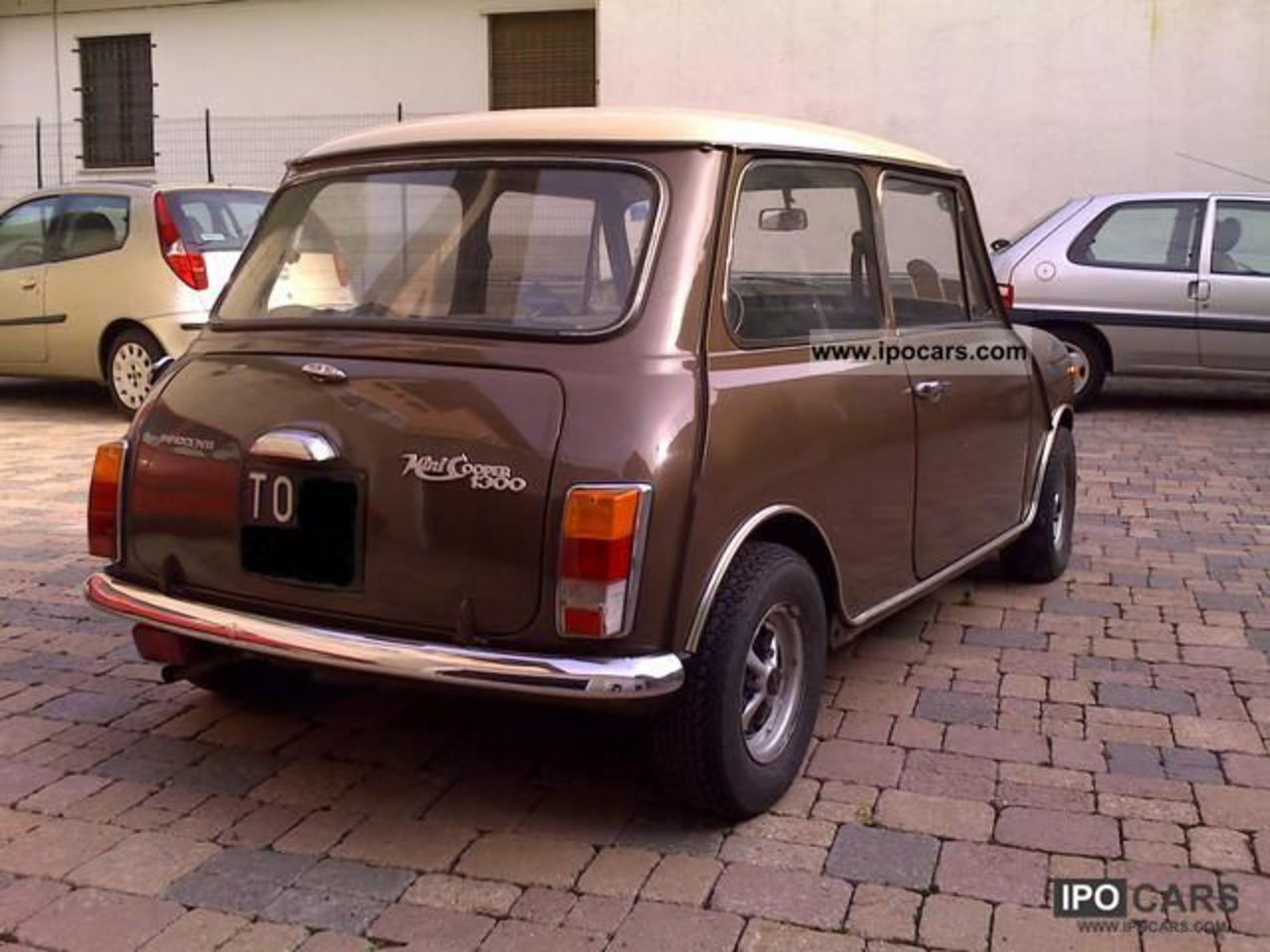 1972 MINI Mini Cooper 1300, Series I, 1972 - Car Photo and Specs