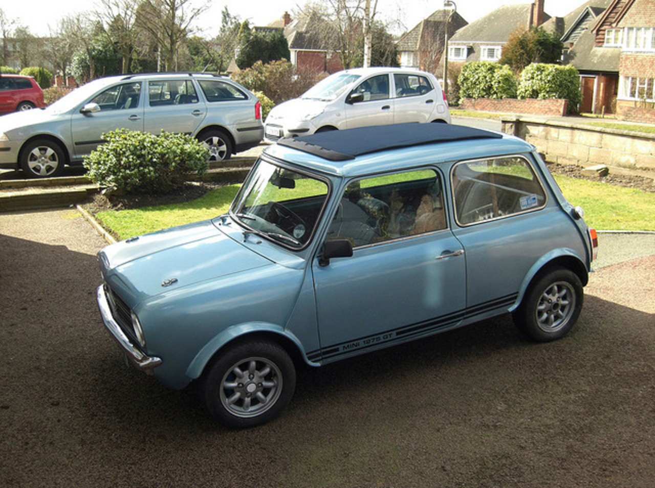 Mini 1275 GT (1980) | Flickr - Photo Sharing!