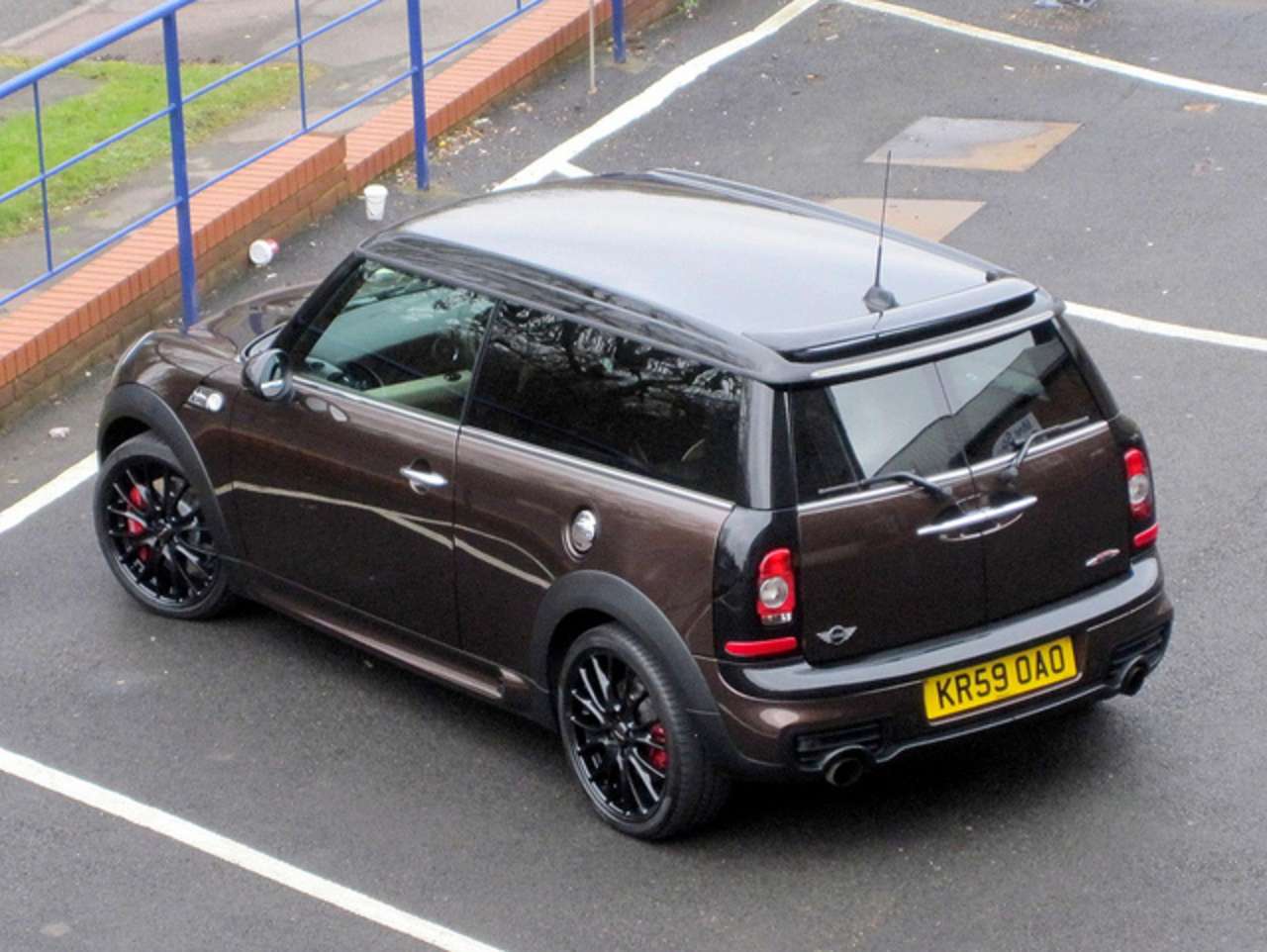 MINI Clubman Cooper S Works | Flickr - Photo Sharing!