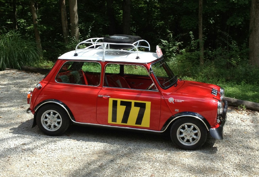 Mini Cooper Parts and Mini Cooper Acessories - Mini Mania