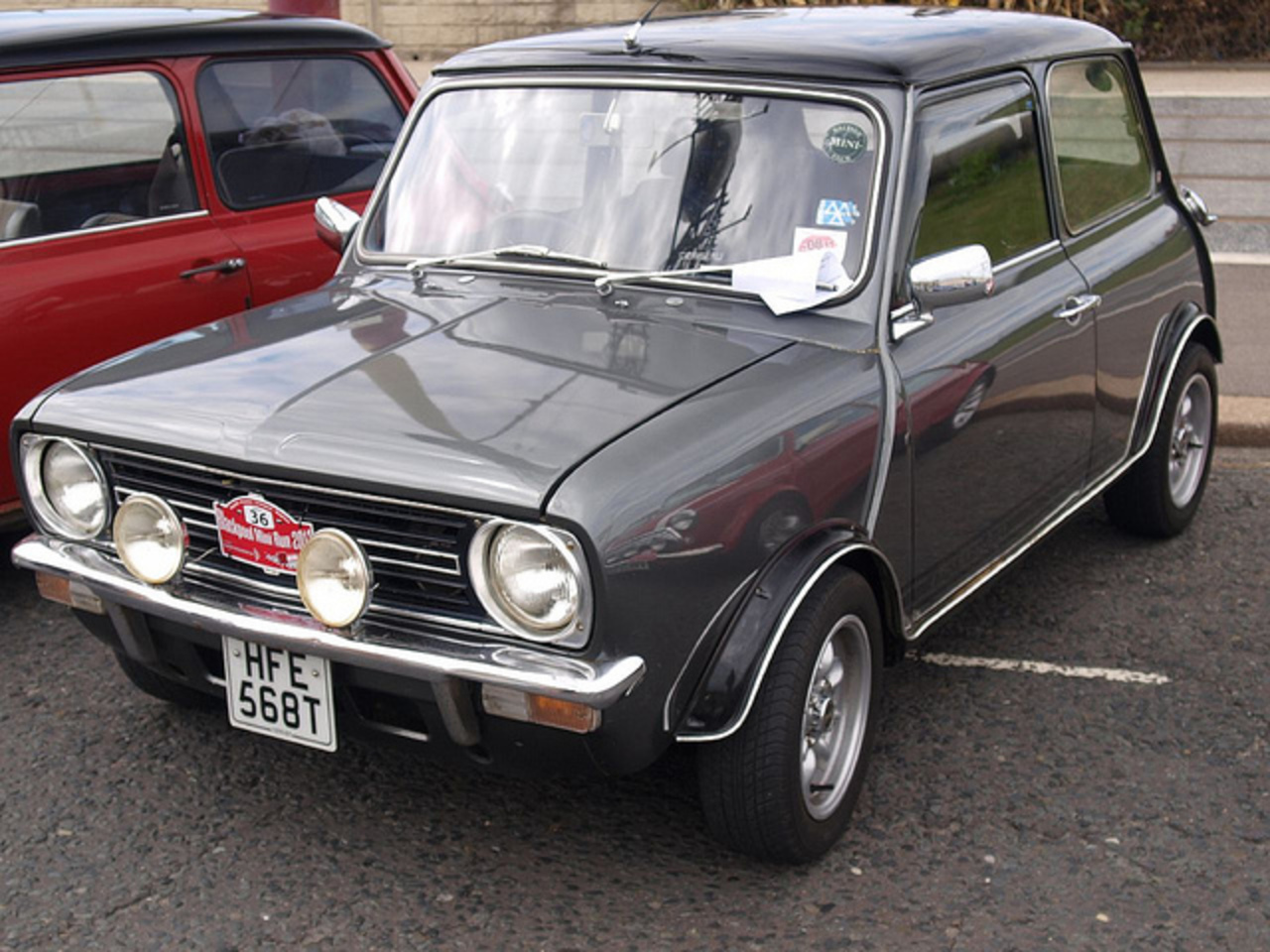 Austin Morris Mini 1275 GT Clubman - 1999 | Flickr - Photo Sharing!