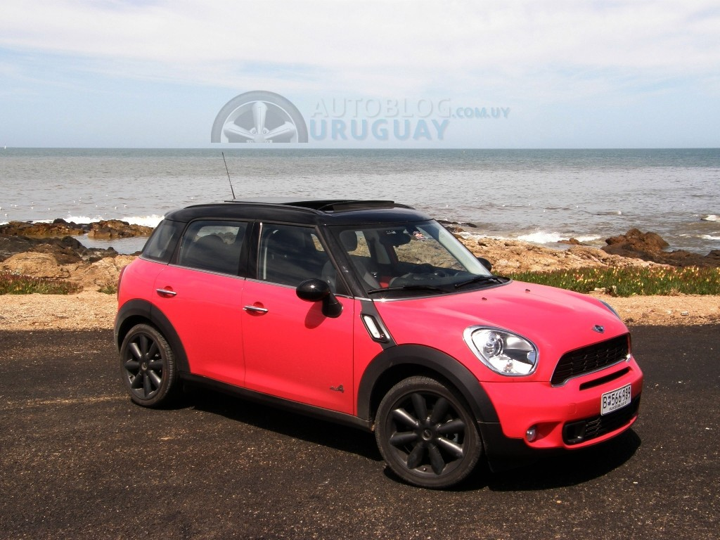Prueba MINI Cooper S Countryman ALL4 Steptronic | Flickr - Photo ...