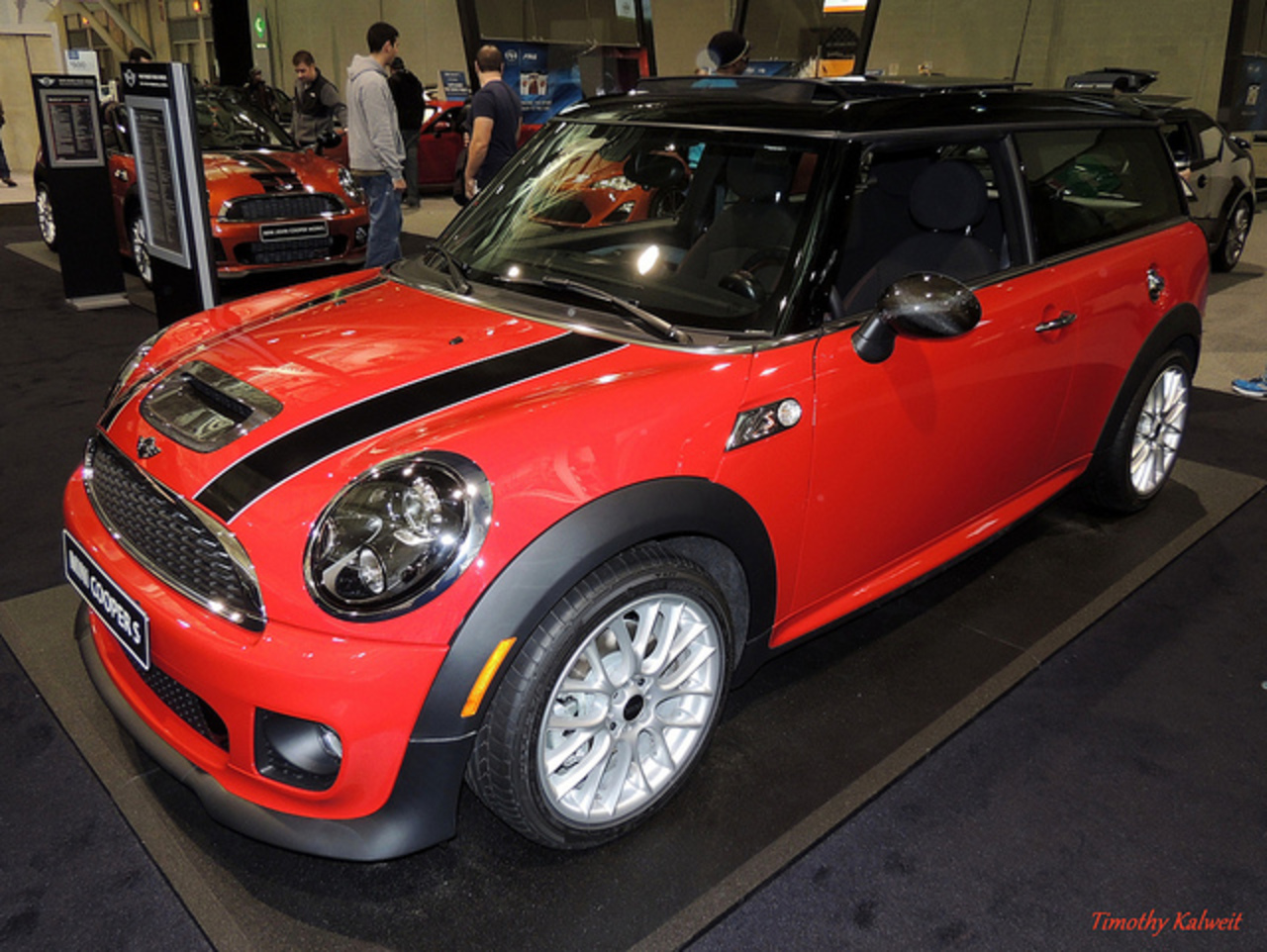 2013 Mini Cooper S Clubman | Flickr - Photo Sharing!