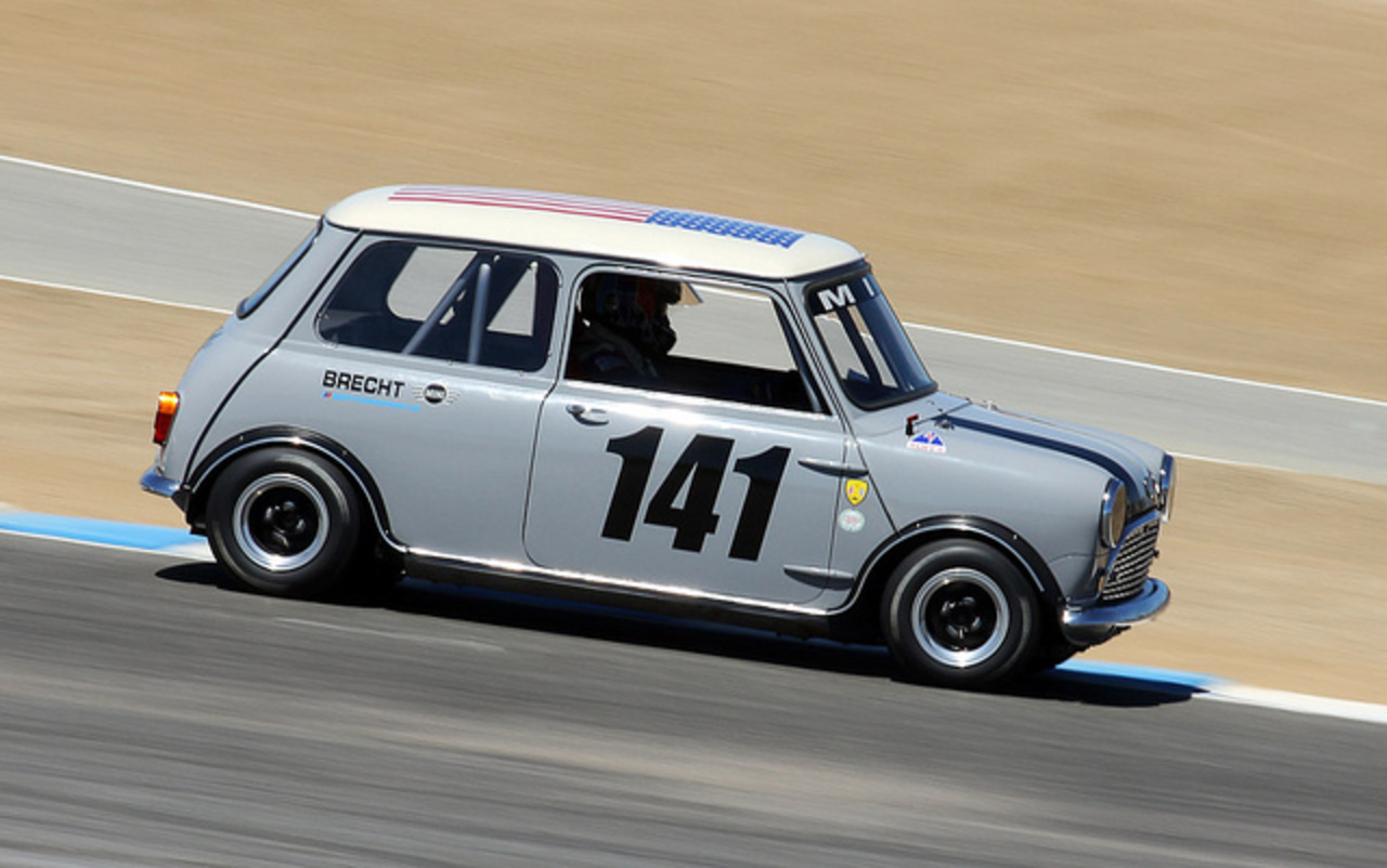 Austin Mini Cooper S | Flickr - Photo Sharing!