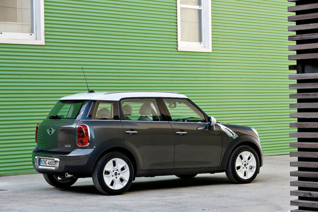 MINI Countryman | Flickr - Photo Sharing!