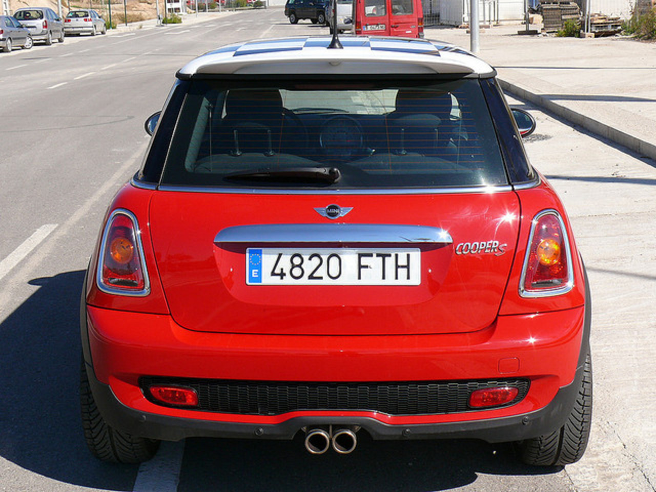 MINI ONE R56 LOOK MINI COOPER S | Flickr - Photo Sharing!