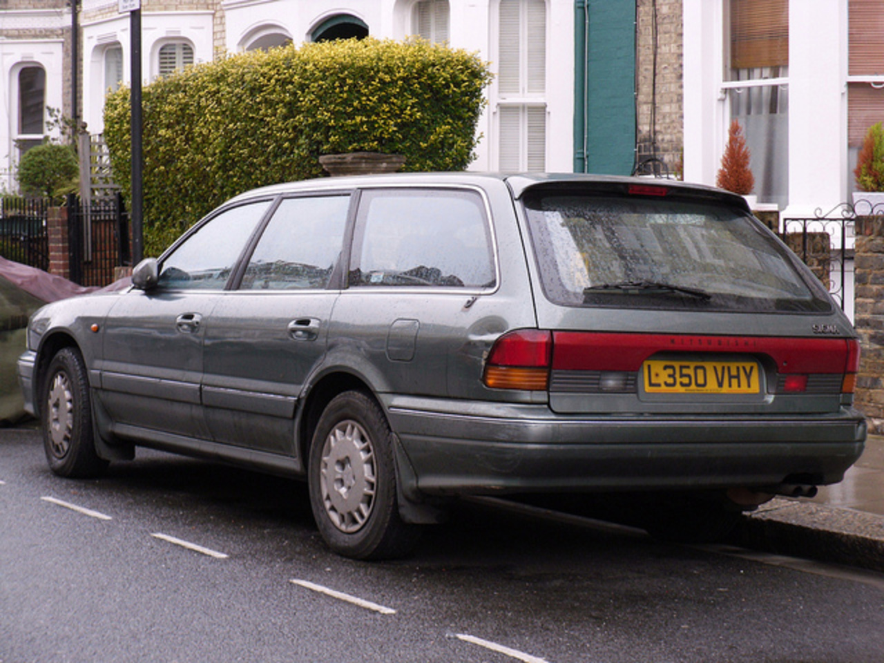 1994 Mitsubishi Sigma 3.0 V6 Automatic Estate. | Flickr - Photo ...