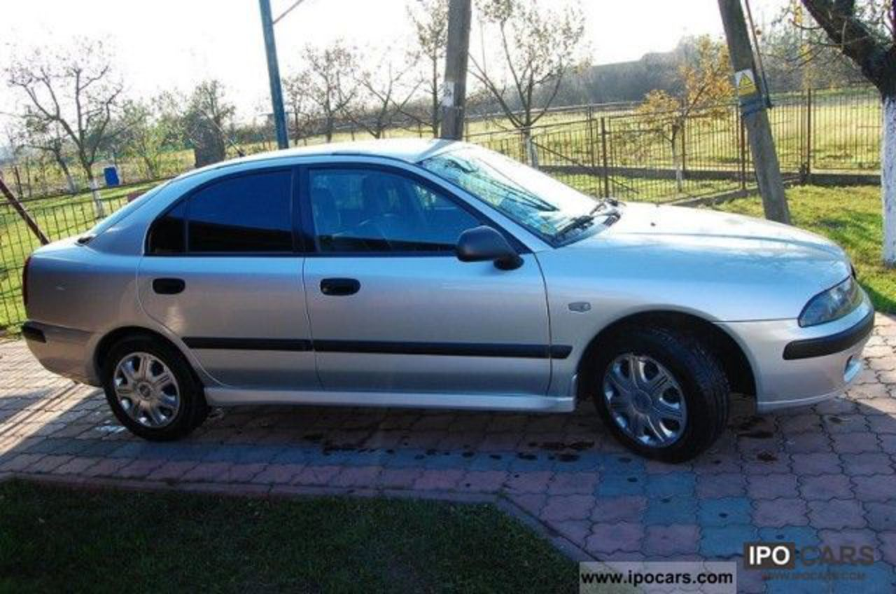 2004 Mitsubishi Carisma Diesel, 101HP, 2004r, zadbany - Car Photo ...