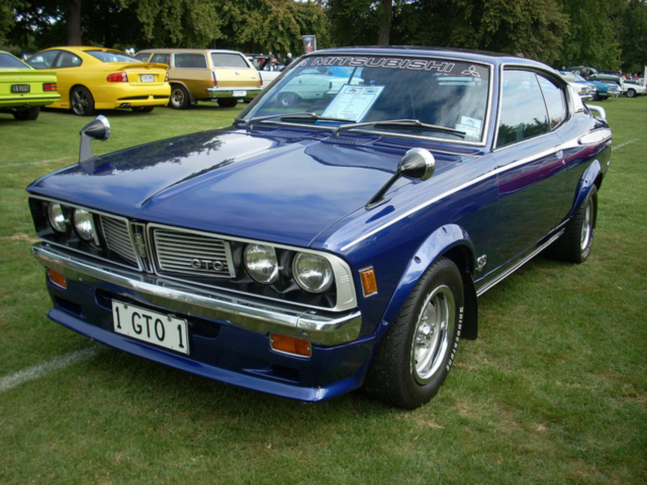 Galant GTO's - a gallery on Flickr