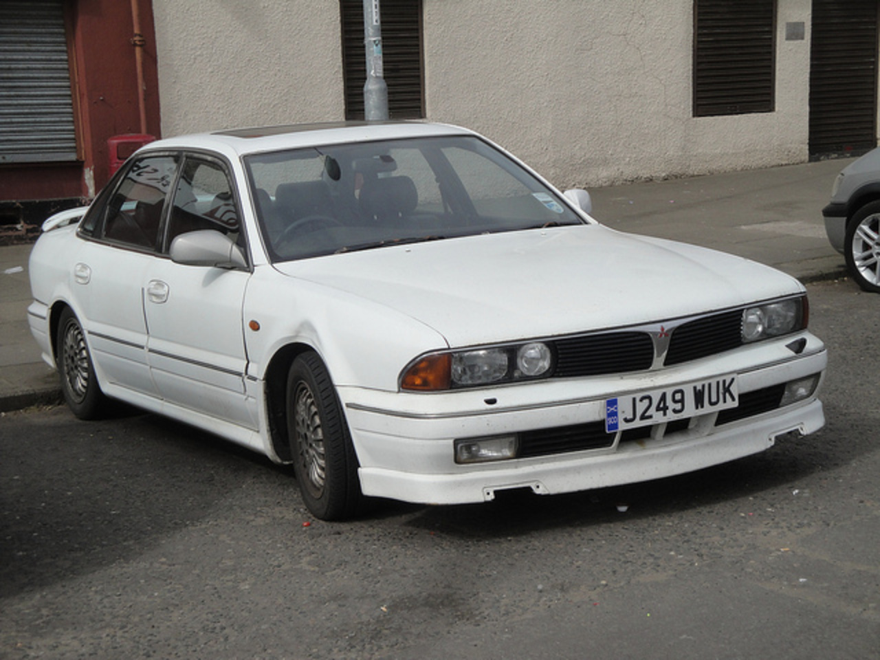 1991 Mitsubishi Sigma V6 24 Auto | Flickr - Photo Sharing!