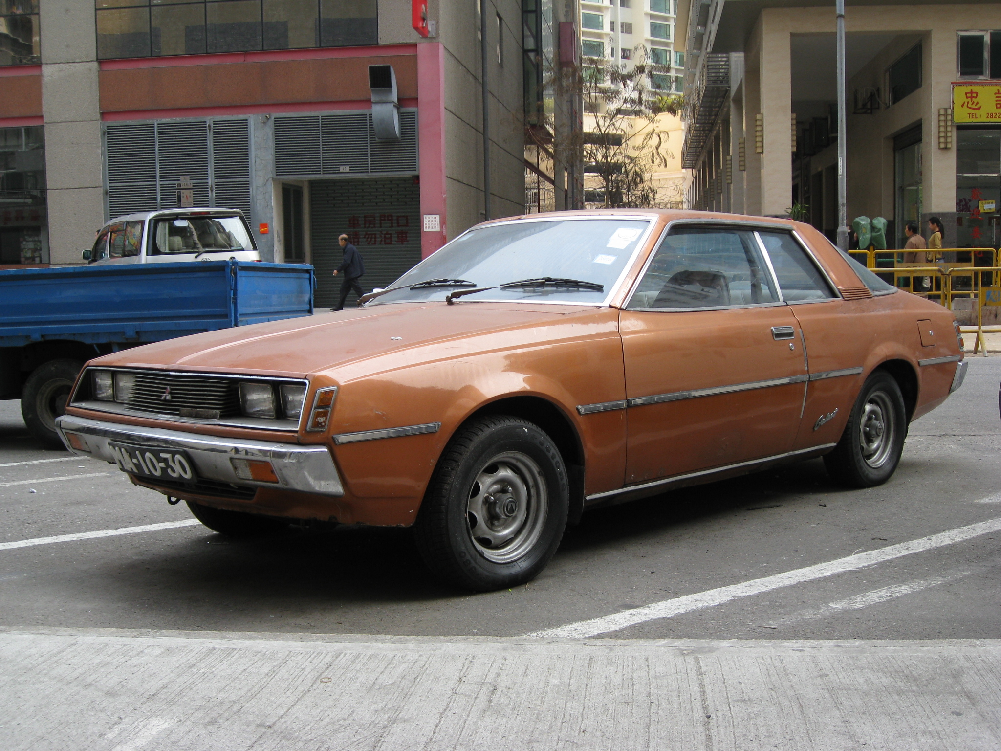 Mitsubishi Galant Lambda | Flickr - Photo Sharing!