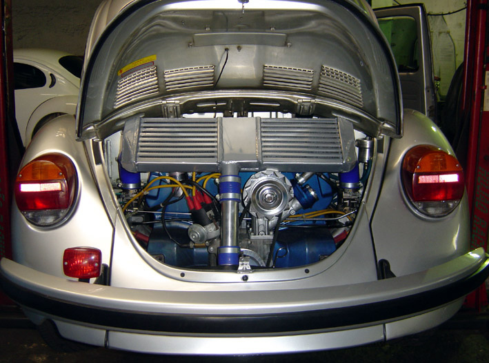"VW Fusca 1600 Turbo ""Itamar"" 1996 - Car #16 
