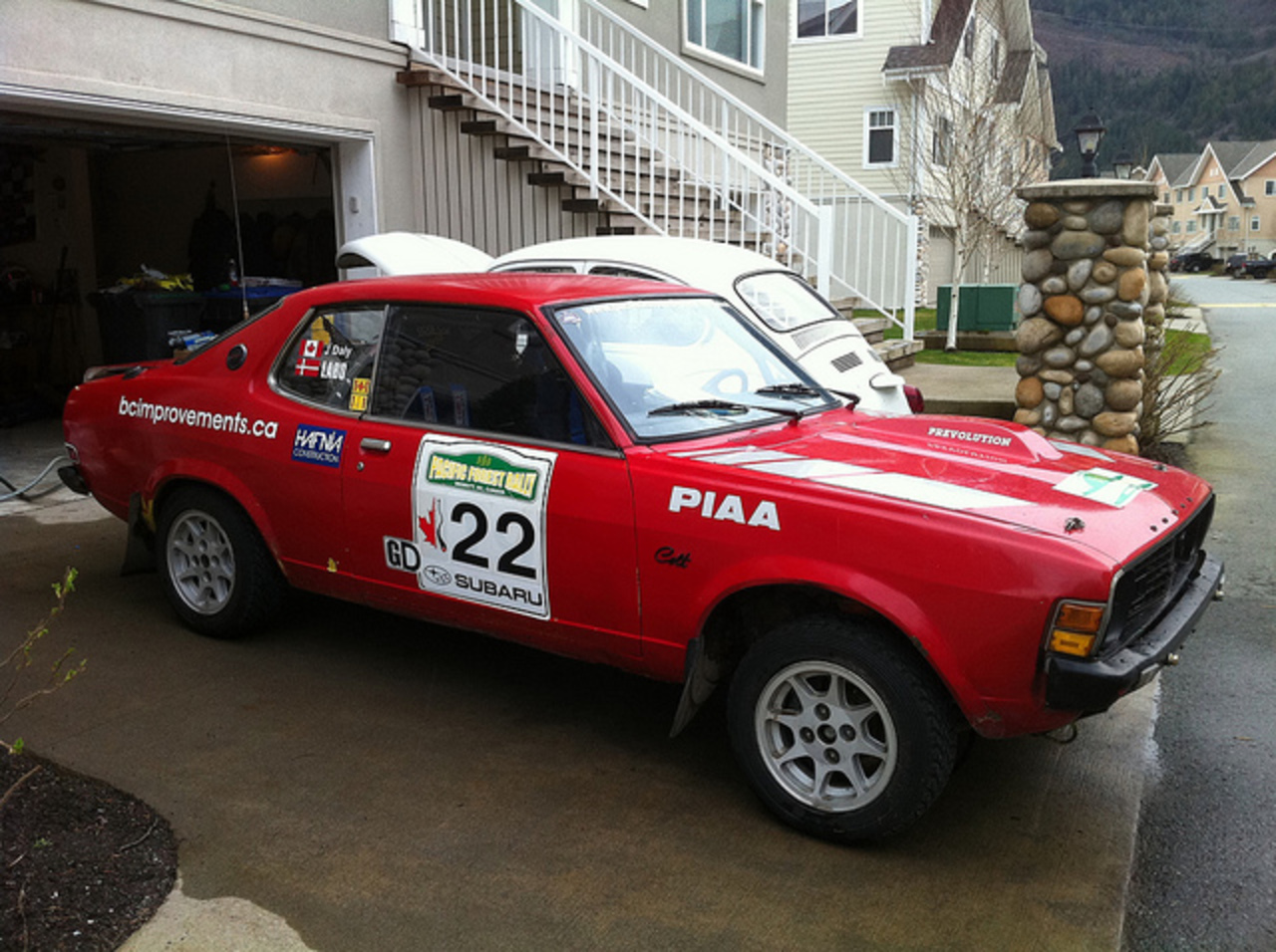 1974 Dodge Colt (Mitsubishi Galant) rally car | Flickr - Photo ...