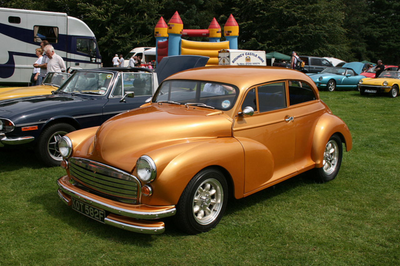 Morris Minor 1000 Custom | Flickr - Photo Sharing!