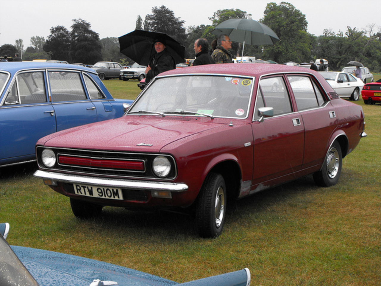 Morris Marina - RTW 910M | Flickr - Photo Sharing!