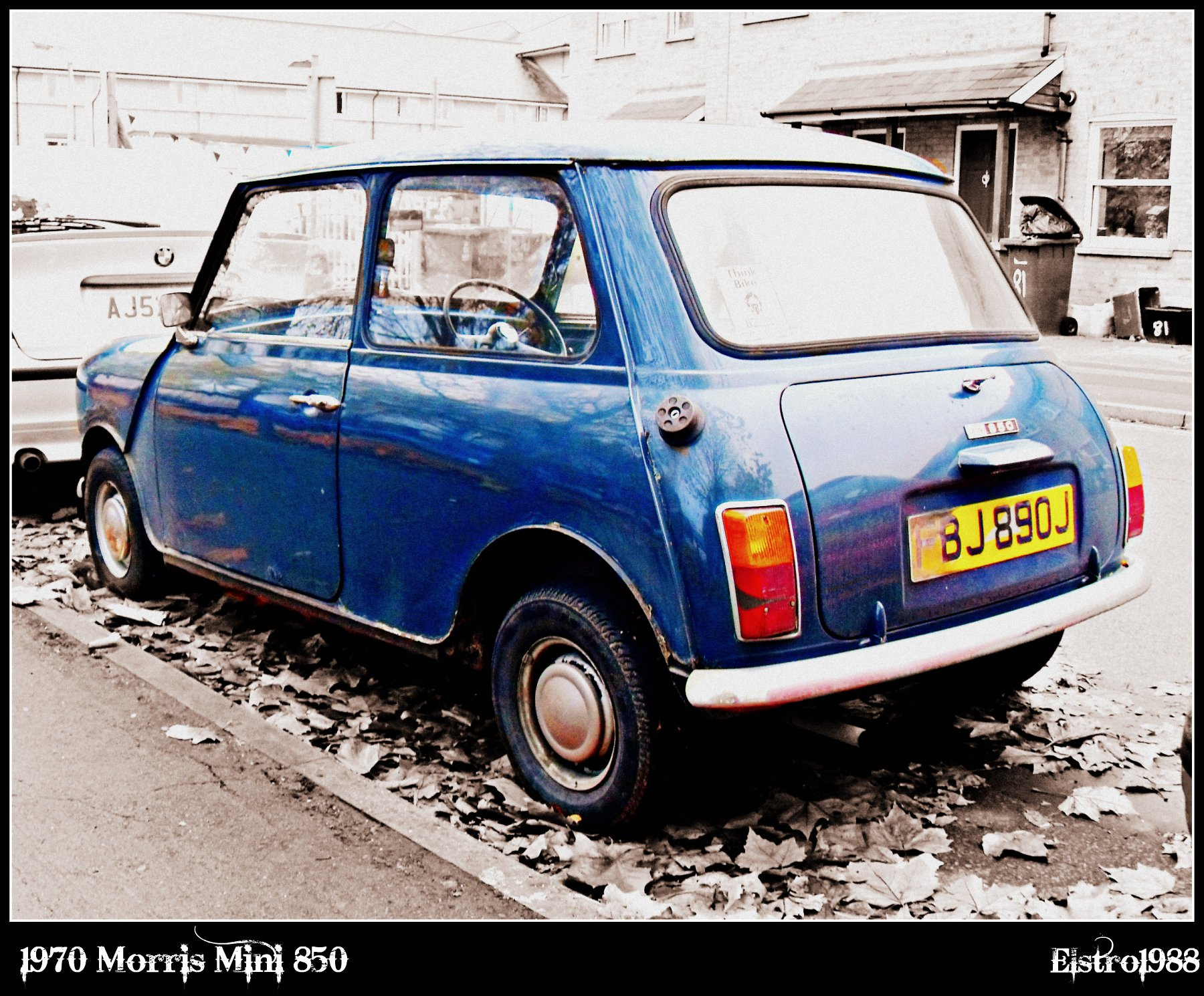 1970 Morris Mini 850 - Archive Dive | Flickr - Photo Sharing!