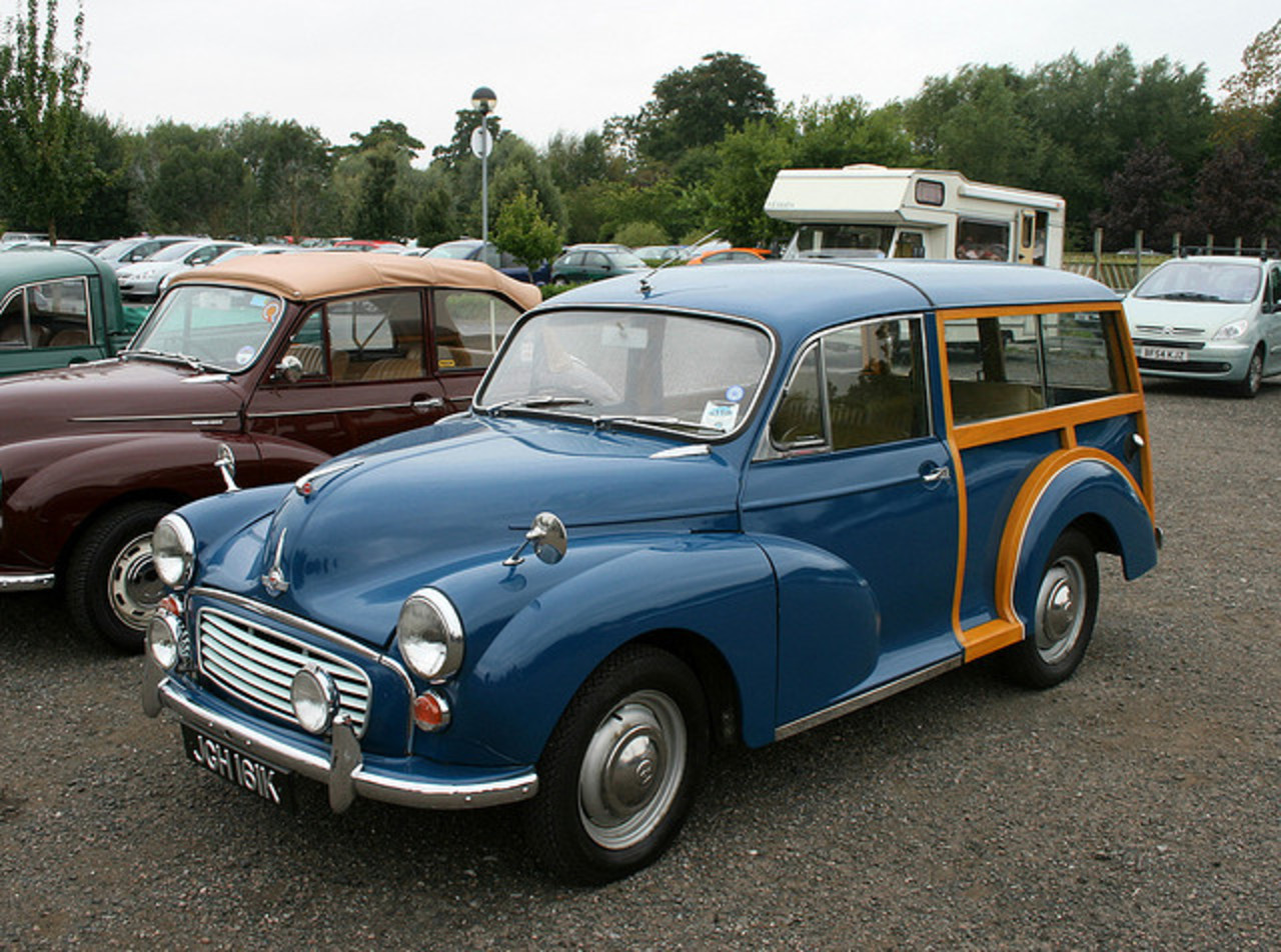 Morris Minor 1000 Traveller (1971) | Flickr - Photo Sharing!