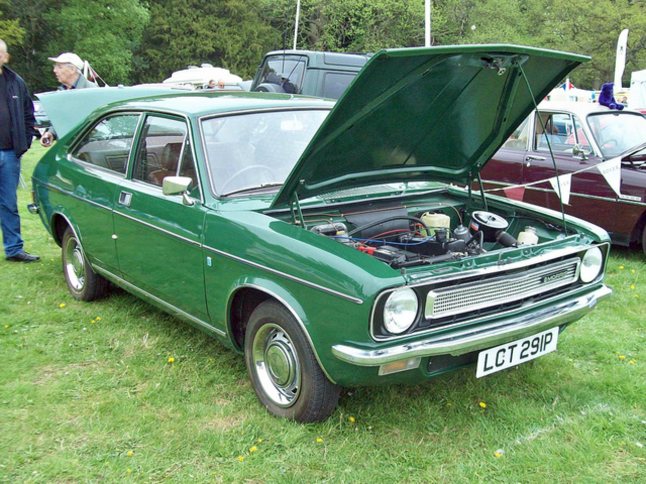 278 Morris Marina 1.8SDL Coupe (1976) | Flickr - Photo Sharing!