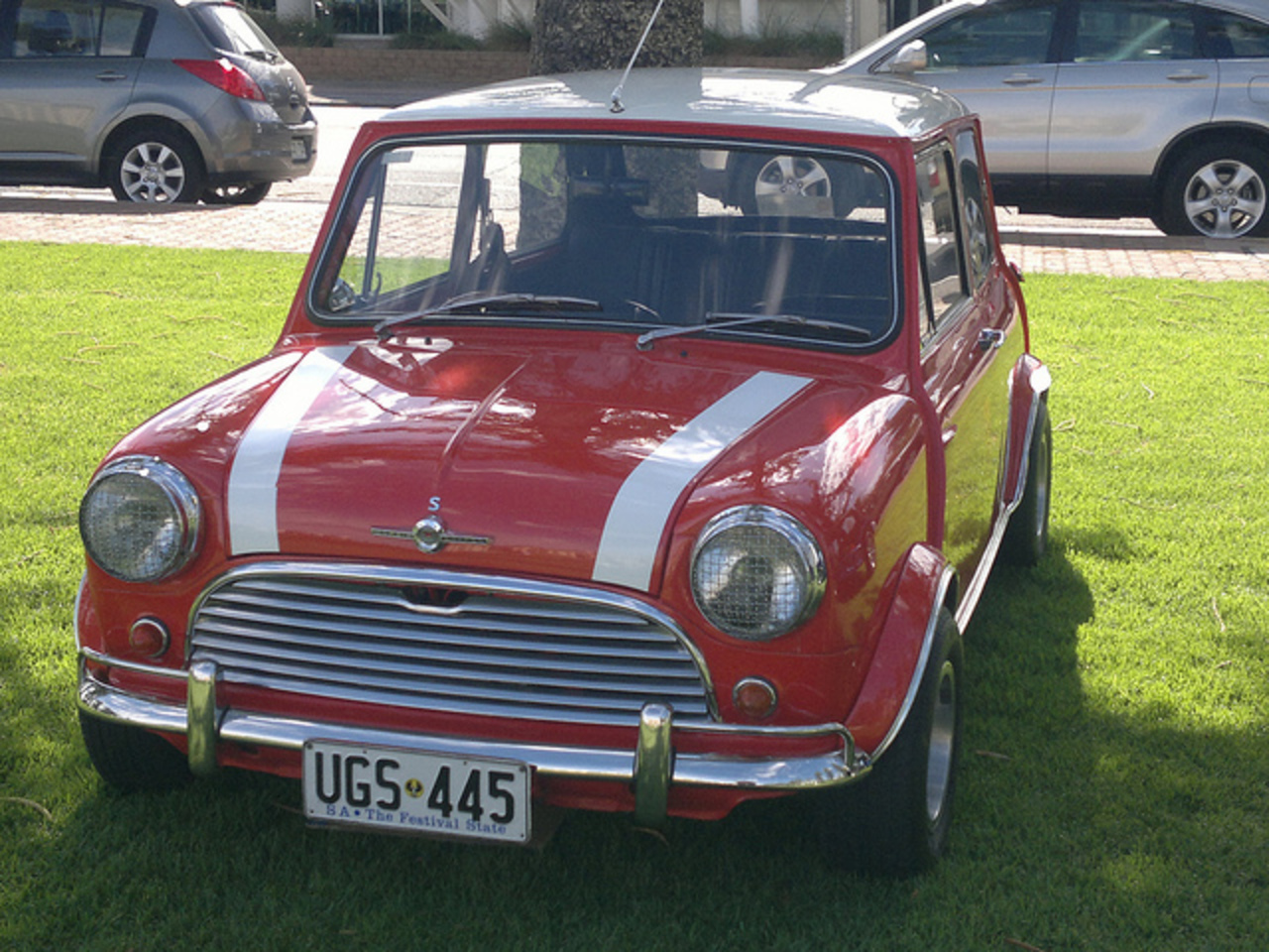 Morris Mini Cooper S | Flickr - Photo Sharing!
