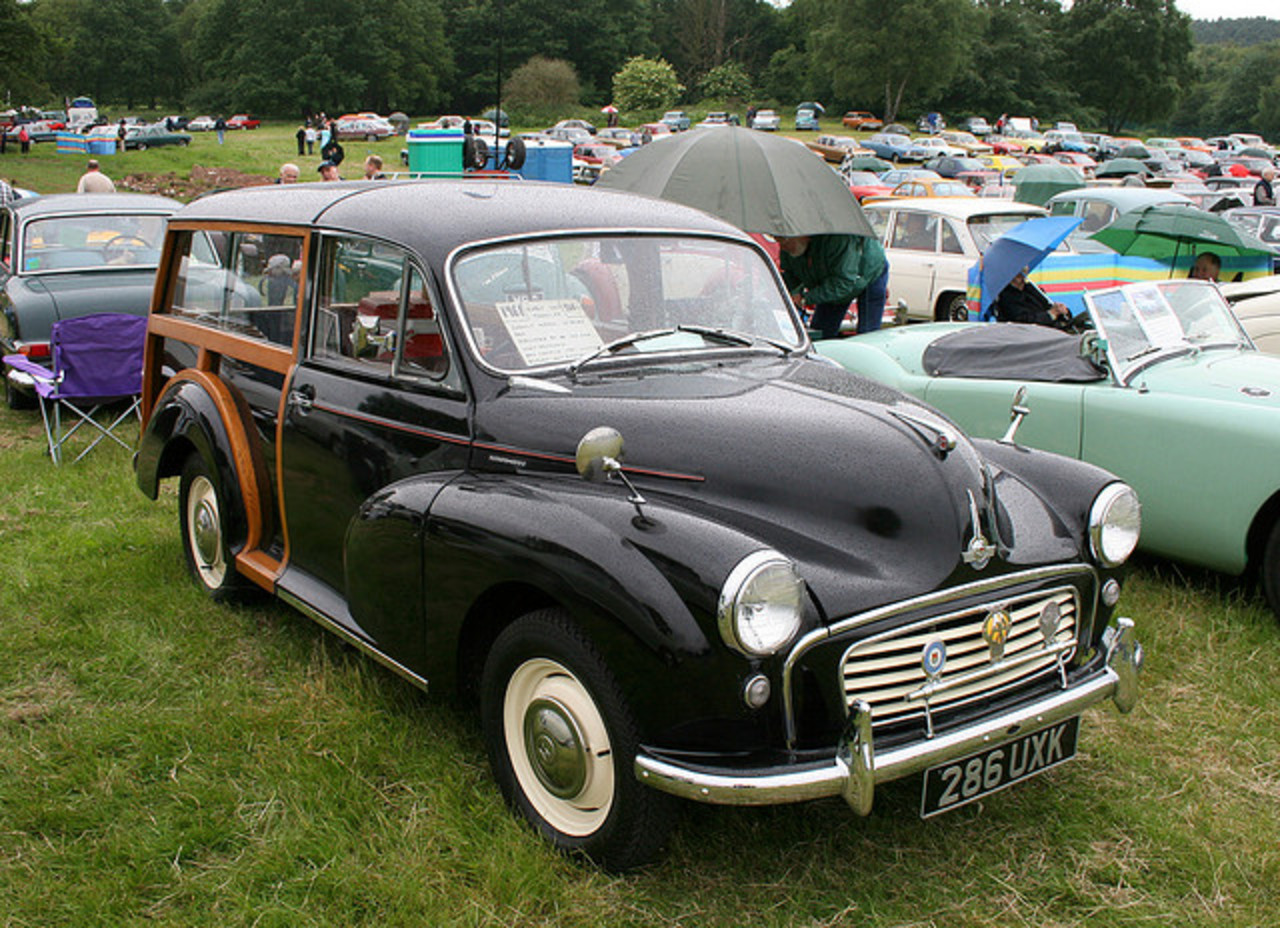 1961 Morris Minor Traveller | Flickr - Photo Sharing!