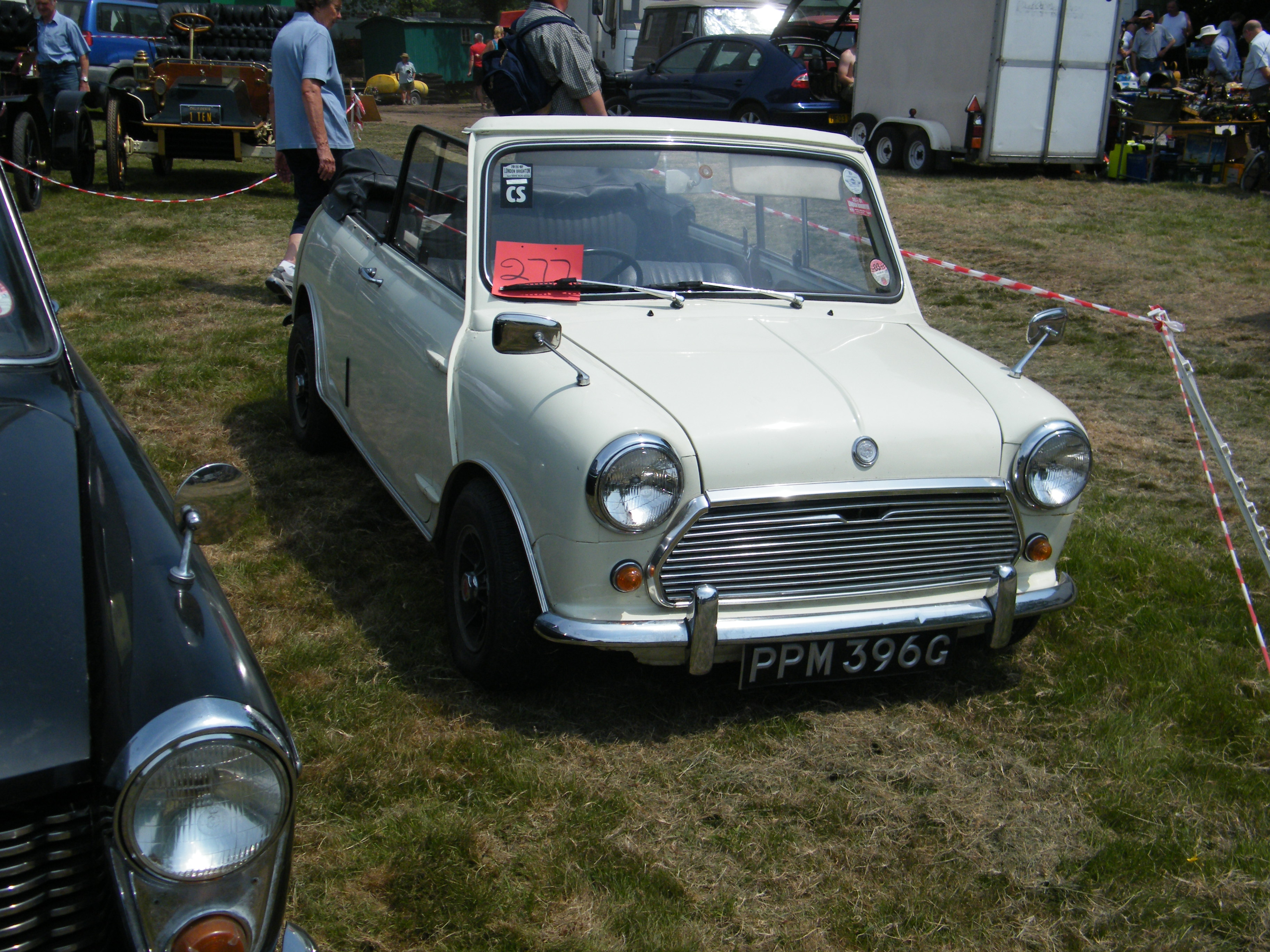 1968 Morris Mini Convertible (1) | Flickr - Photo Sharing!