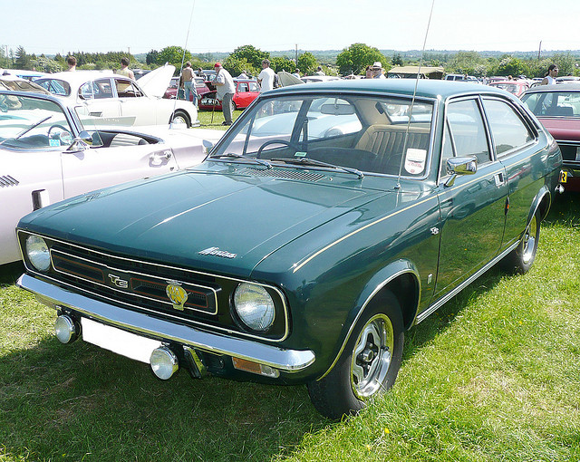 Morris Marina Coupe TC | Flickr - Photo Sharing!