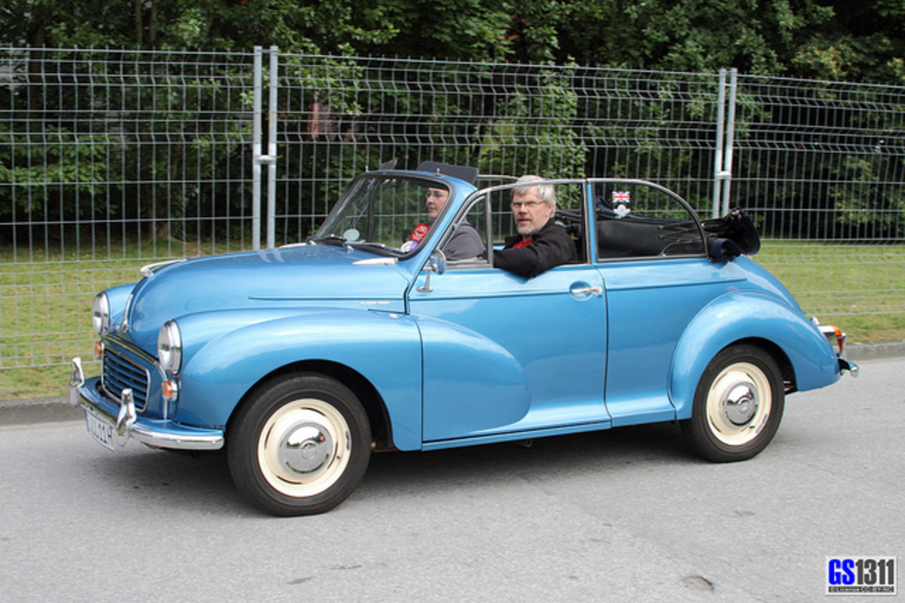 1956 - 1969 Morris Minor 1000 Convertible Cabrio Cabriolet ...