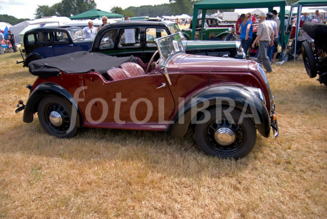 Morris Eight Series I Tourer Photo Gallery: Photo #04 out of 8 ...